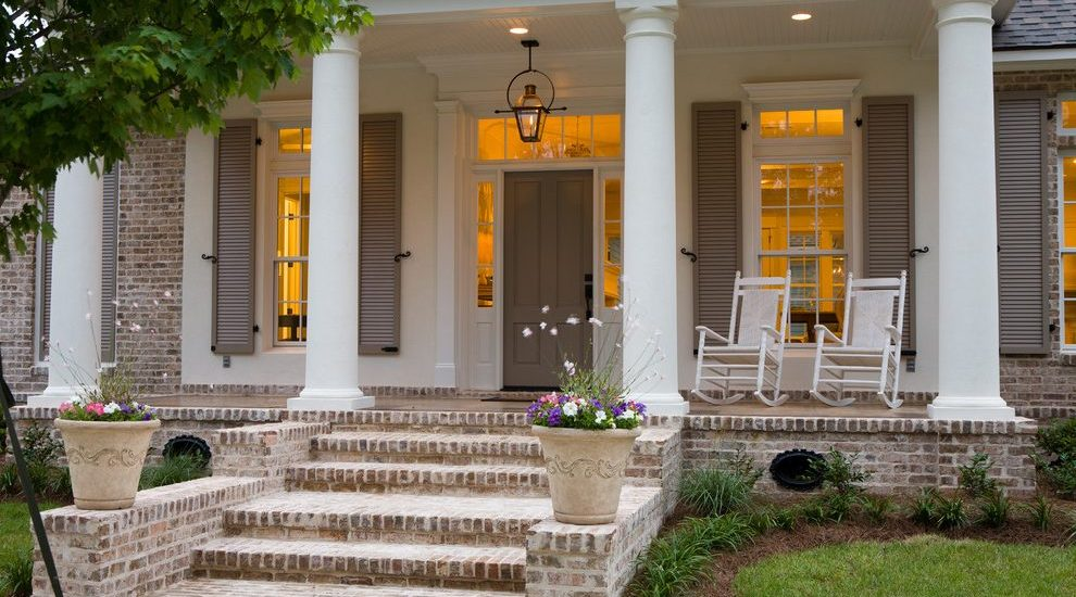 How To Be Smart For Right Porch Lighting Tremont Home Horrors
